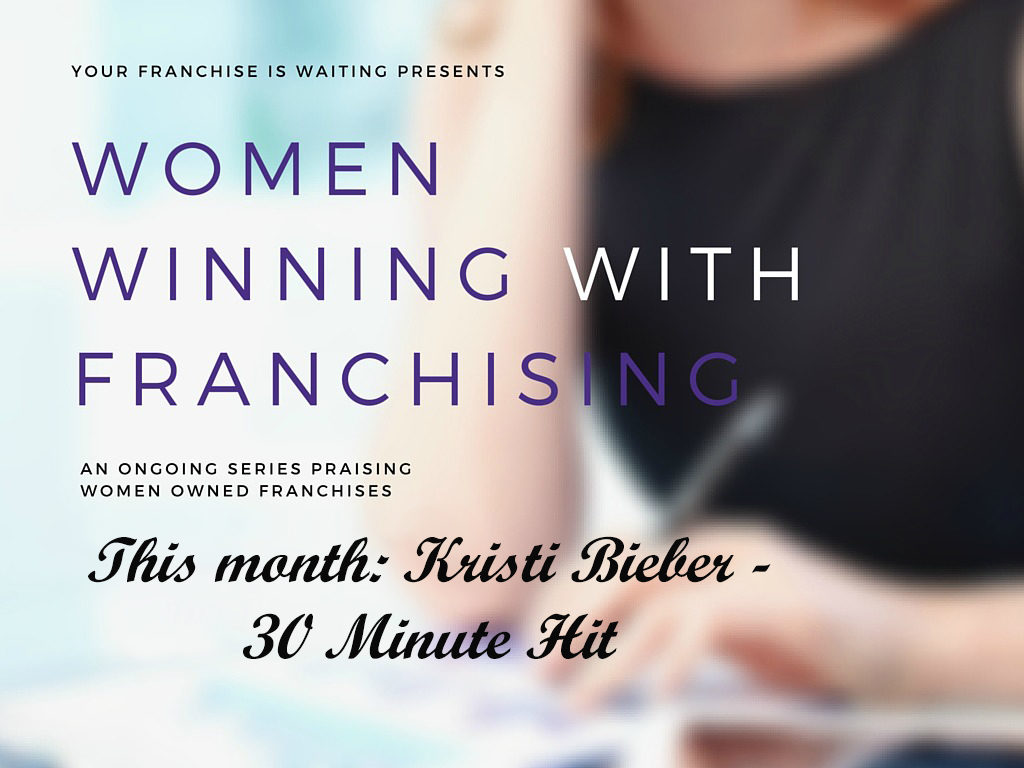 Women Winning with Franchising 30 Minute Hit