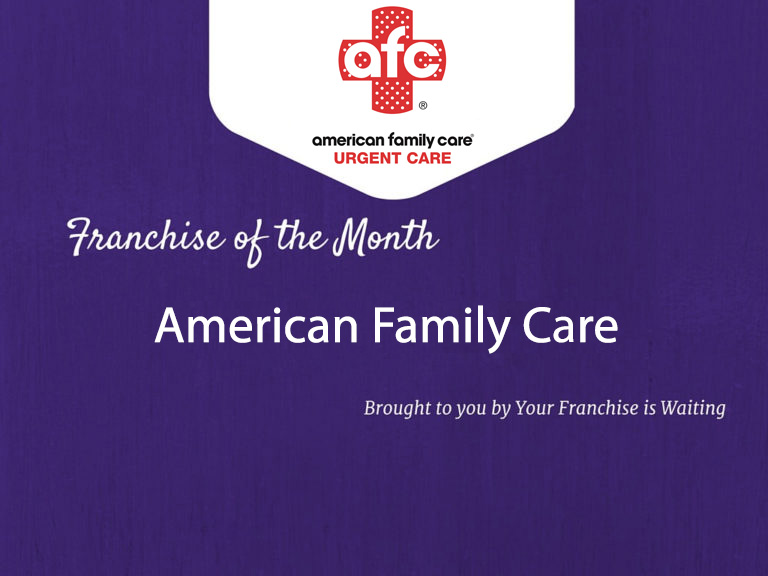 Franchise of the Month American family care