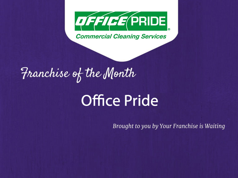 Franchise of the Month Office Pride