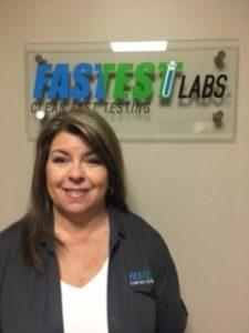 Glenda Fastest Labs owner