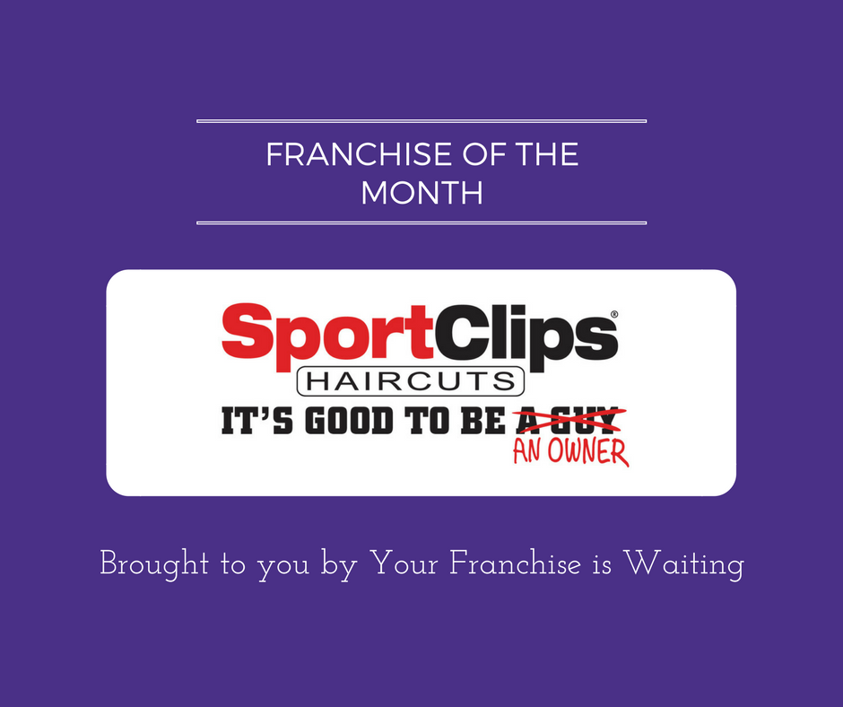Franchise of the Month Sport Clips