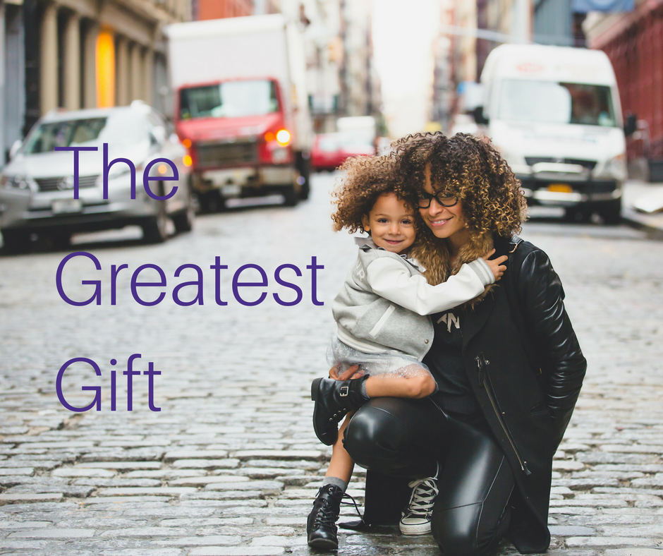 the greatest gift by being a woman business owner