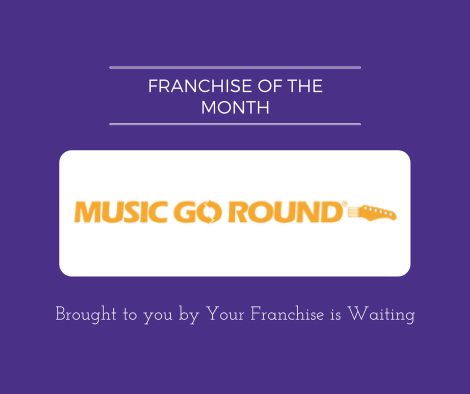 Franchise of the Month Music Go Round