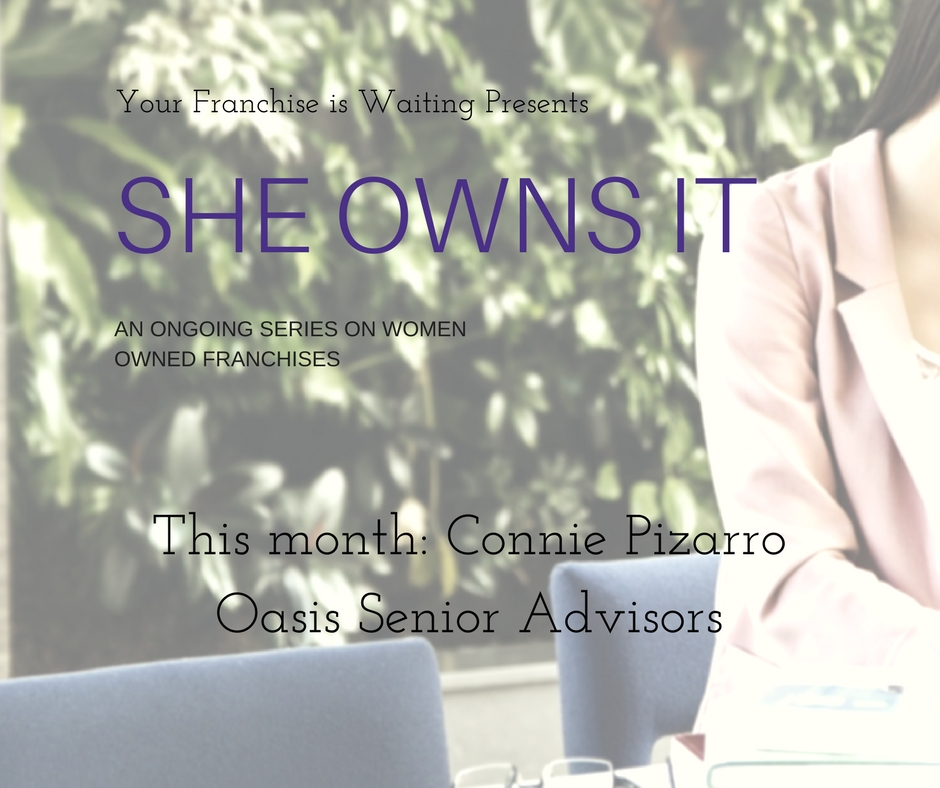 She Owns It Oasis Senior Advisors