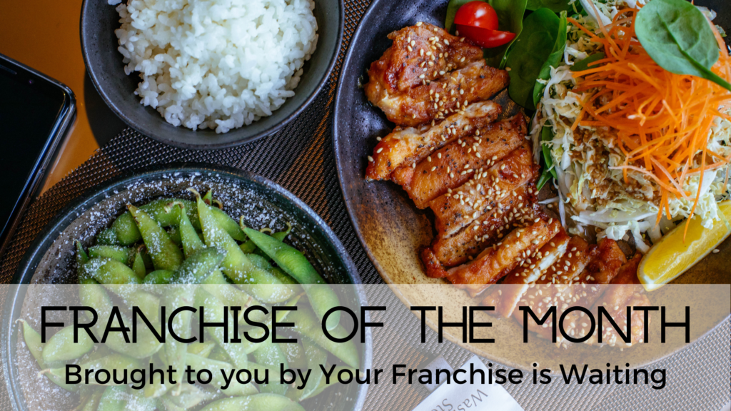 Franchise of the Month- July